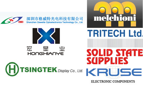 Distributors and Manufacturers